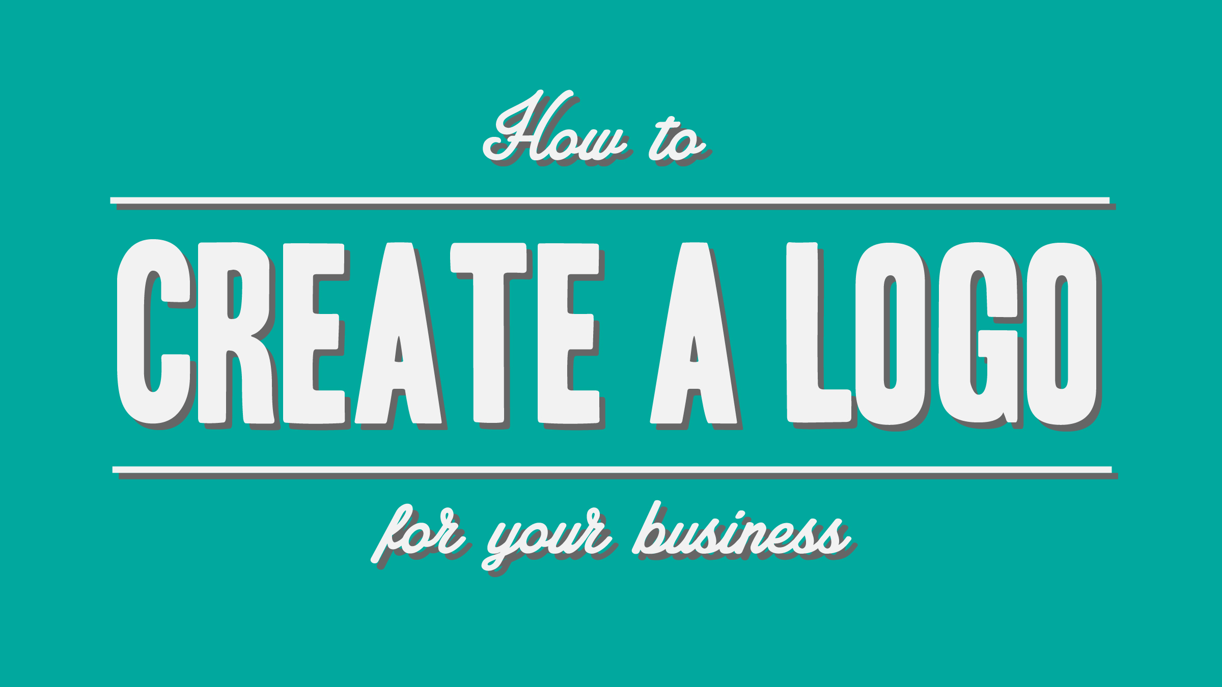 How to create a logo for your business the lion project for Create blog logo