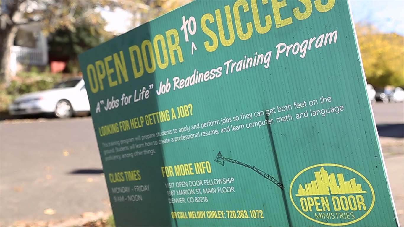 open-door-to-success